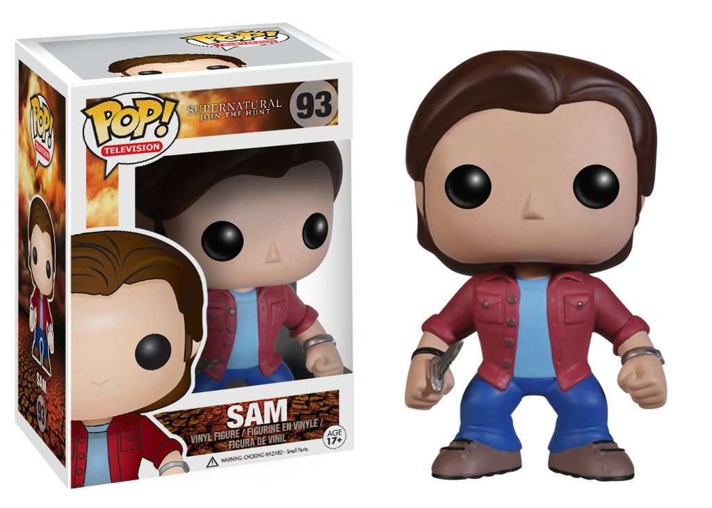 Sam - Supernatural Funko Pop Television