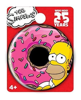 The Simpsons - Homer Donut! Pin