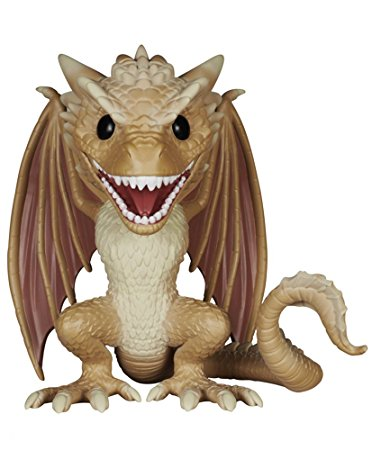 Viserion Dragao Game Of Thrones Funko Pop!