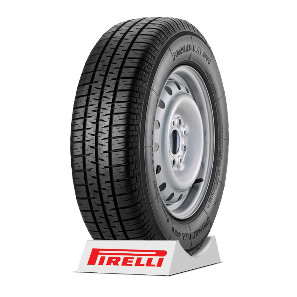 Pneu Pirelli aro 13 - 165/70R13 - Formula GT1 - 79T