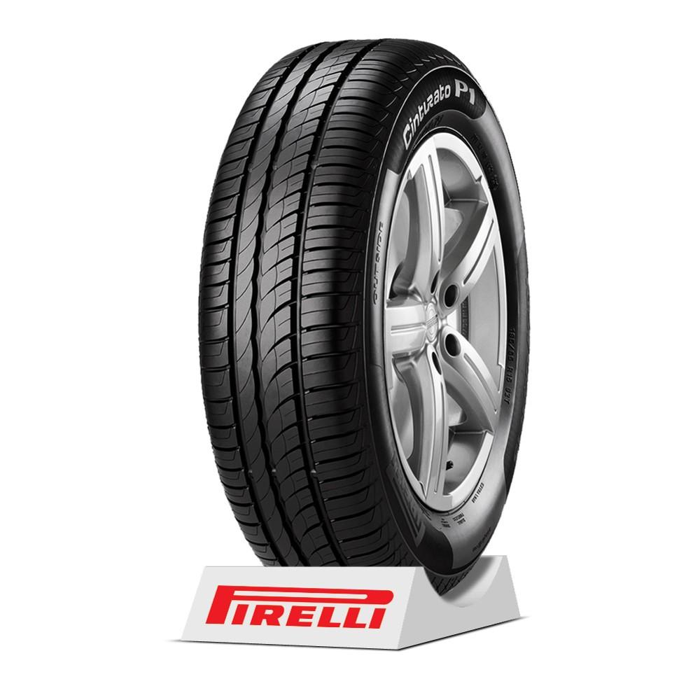 Pneu Pirelli aro 14 - 175/65R14 - Cinturato P1 - 82T - Original Toyota Etios e Prisma