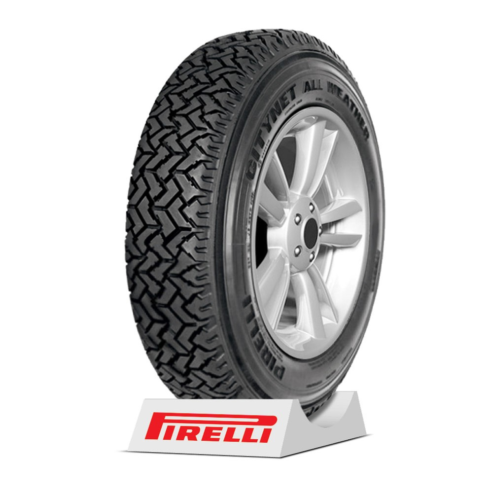 Pneu Pirelli aro 14 - 175/80R14  Citynet All Weather - 88T