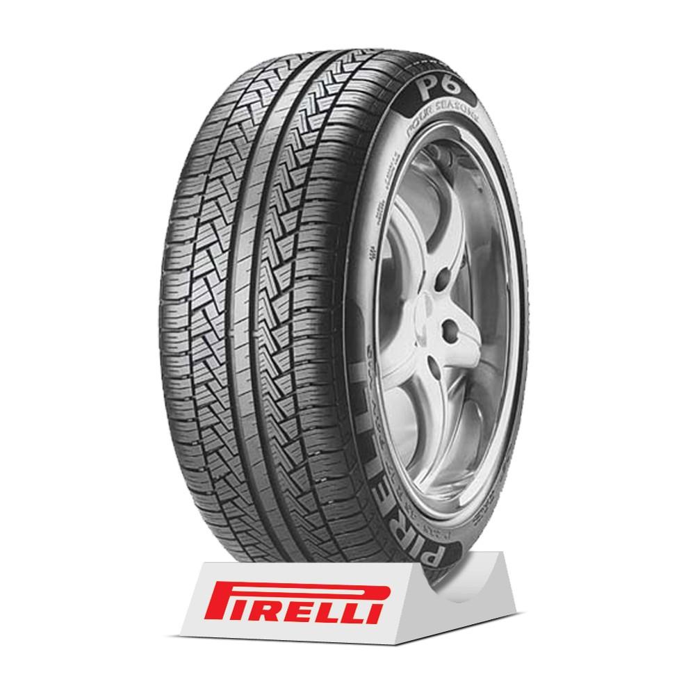 Pneu Pirelli aro 14 - 185/65R14 - P6 - 86H - Original do Peugeot 206