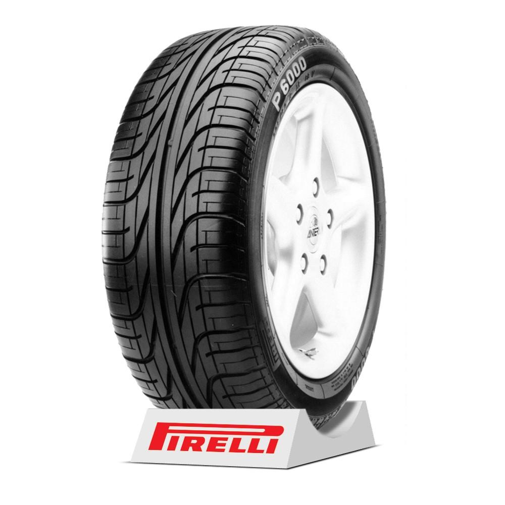 Pneu Pirelli aro 15 - 195/65R15 - P6000 N2 - 91W (Homologado porsche)