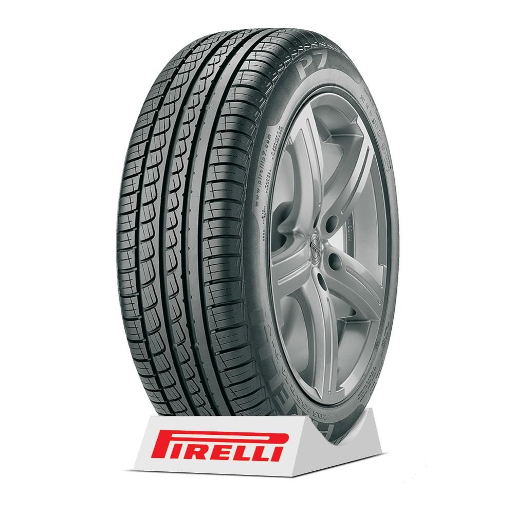 Pneu Pirelli aro 16 - 205/60R16 - P7 - 92H