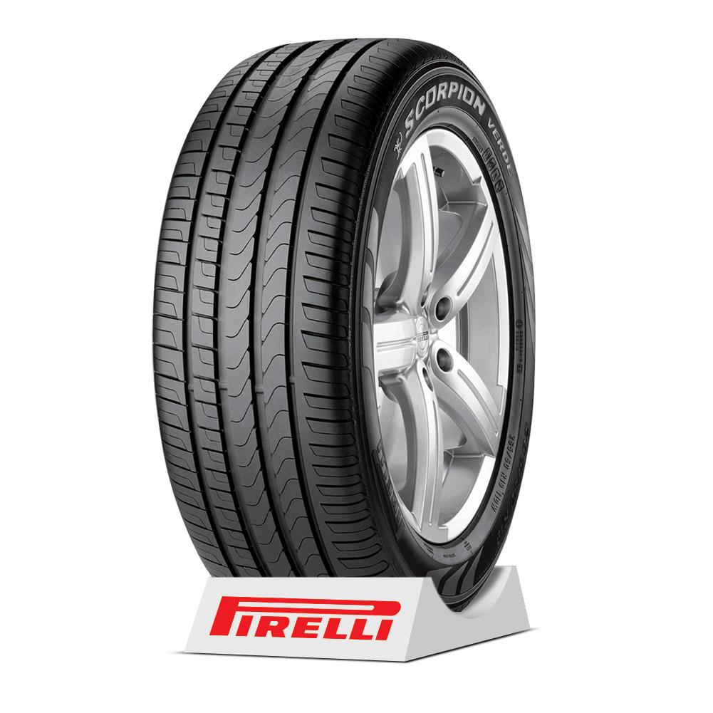 Pneu Pirelli aro 19 - 225/55R19 - Scorpion Verde - 99V