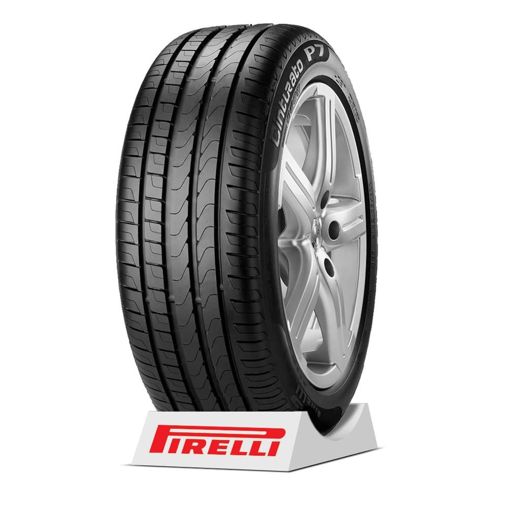 Pneu Run Flat Pirelli aro 17 - 225/45R17 - Cinturato P7 - 91W
