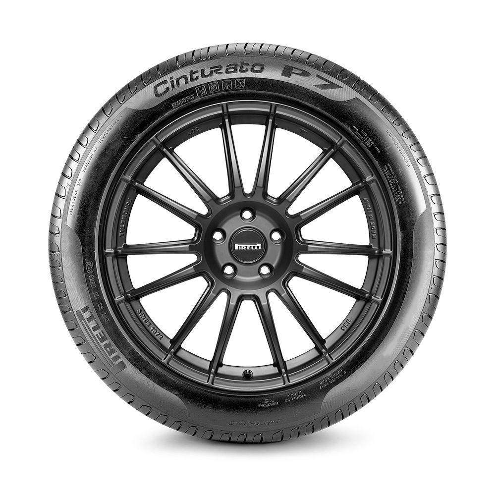 Pneu Run Flat Pirelli aro 18 - 225/45R18 - Cinturato P7 (RF) - 91W