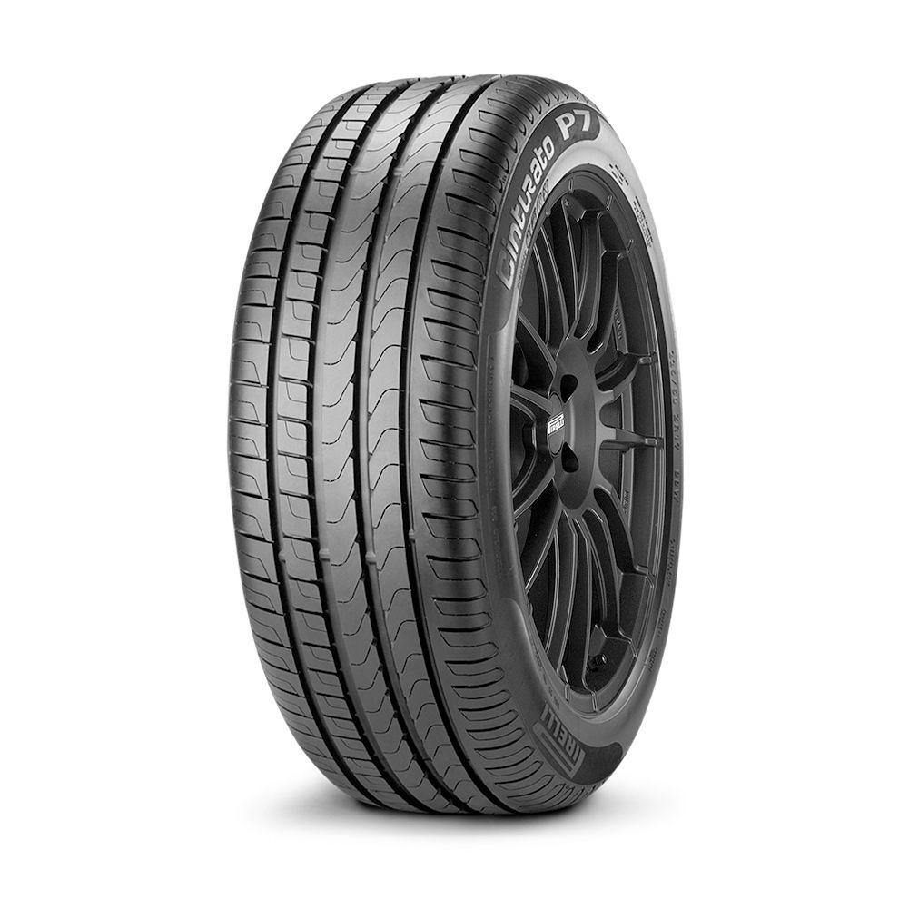 Pneu Run Flat Pirelli aro 18 - 245/45R18 - Cinturato P7 (RF) - 96Y