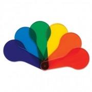 Pás Coloridas Transparentes