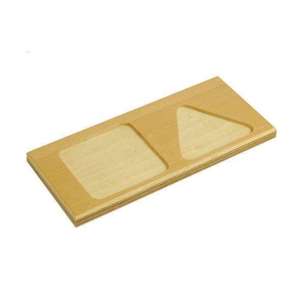 Bandeja para 9 Dezenas de Contas Douradas e Escadas de Contas Coloridas 1 a 9
