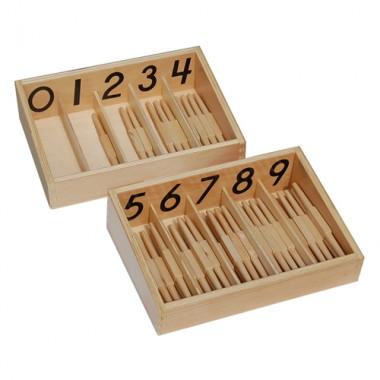 Caixa de Fusos com 45 Fusos