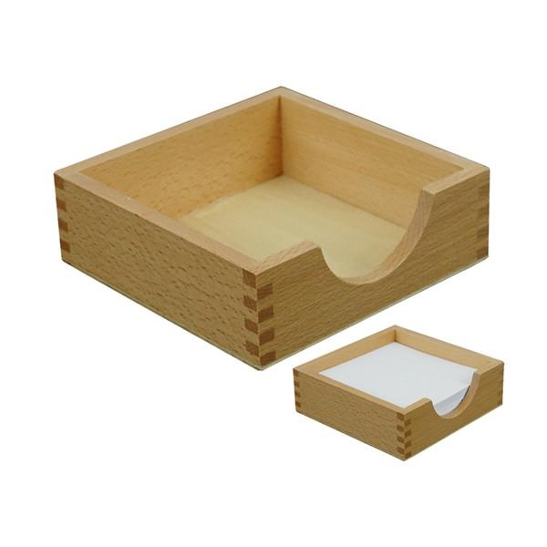 Caixa para Papel para Encaixes Metálicos (14 cm x 14  cm)
