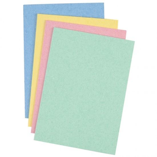 Conjunto de Esponjas Coloridas