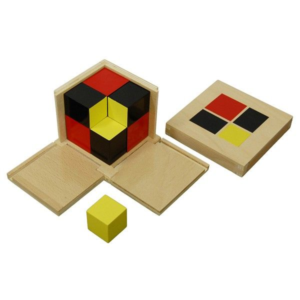 Cubo Binomial Algébrico