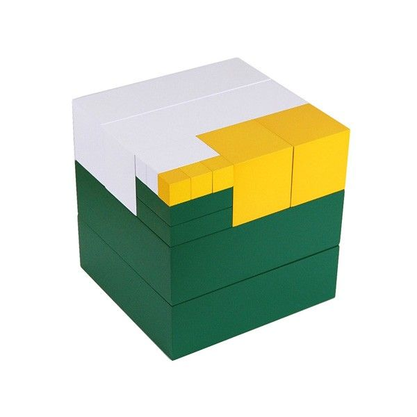 Cubo da Potência de 3