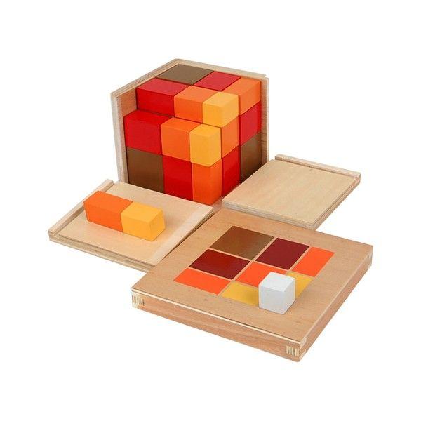 Cubo Trinomial Aritmético