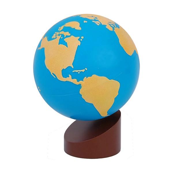 Globo Terrestre de Lixa - Terra e Água
