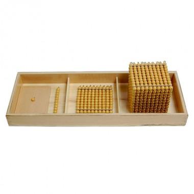 Introdução ao Sistema Decimal (Quantidade - Material Dourado)