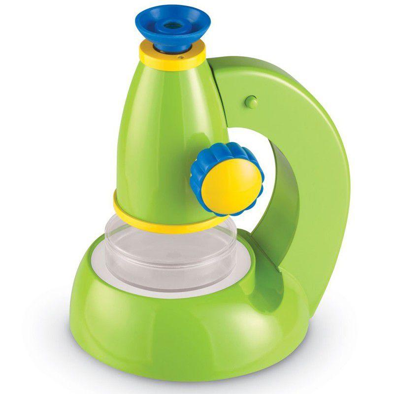 Microscópio para Idade Pré-Escolar