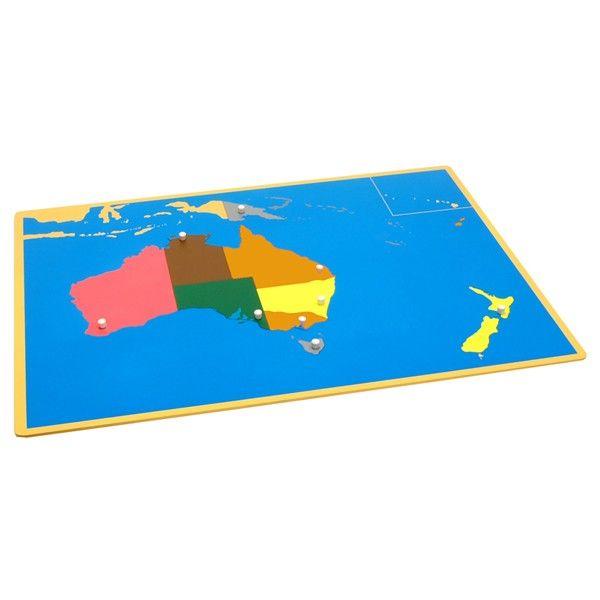 Quebra-Cabeça da Austrália