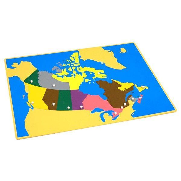 Quebra-Cabeça do Canadá