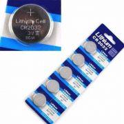 5 Unidades Bateria Lithium