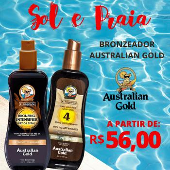 BRONZEADOR AUSTRALIAN GOLD