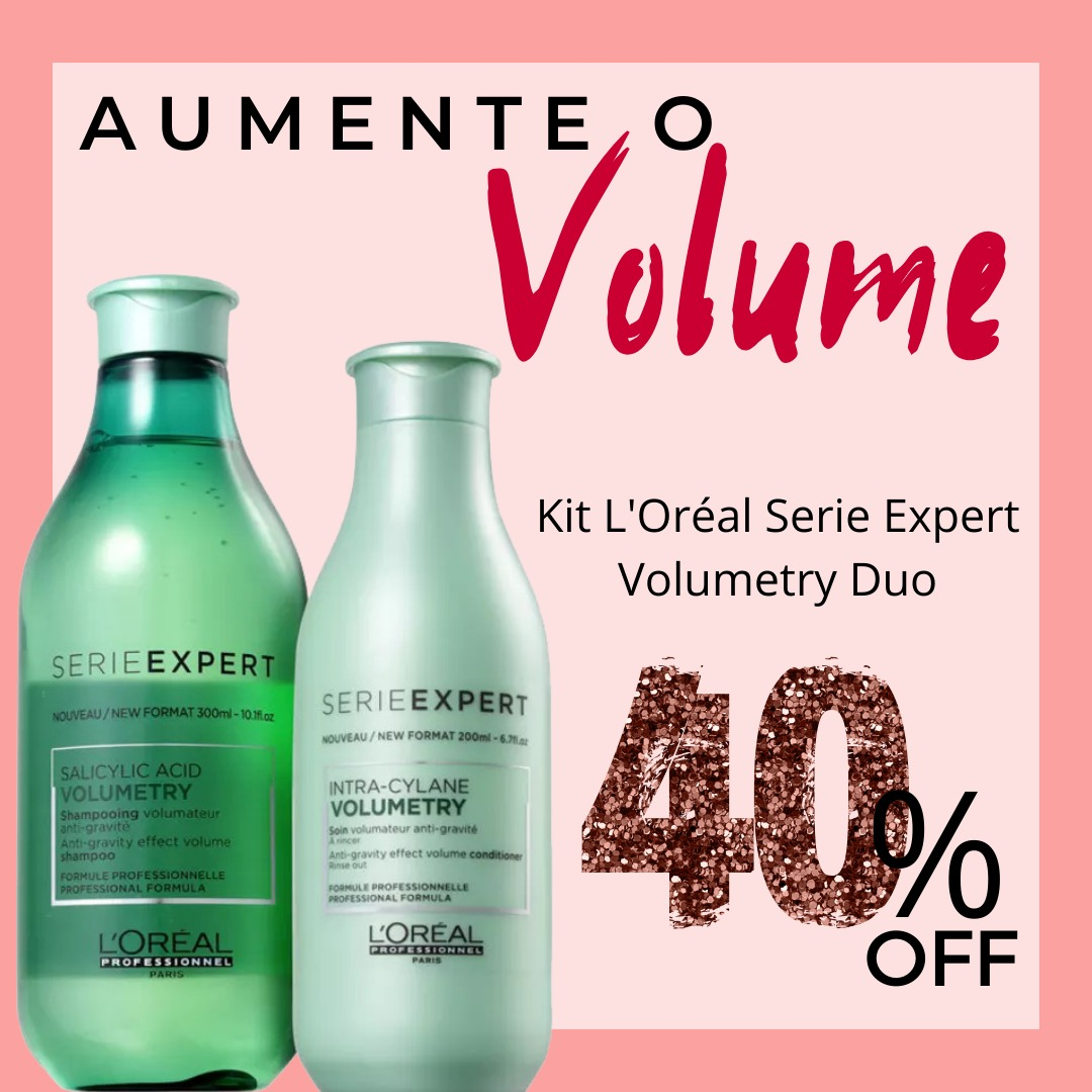 kit LOREAL VOLUMETRY