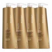Joico K-Pak Hair Repair System Kit Tratamento 4 Passos