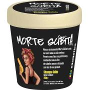 BRINDE Lola Morte Subita Shampoo Sólido Detox Esfoliante 250g