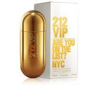 Perfume Feminino Carolina Herrera 212 Vip Eau De Parfum 80ml