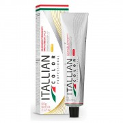 Coloração Itallian Color 6.1 Louro Escuro Cinza 60g