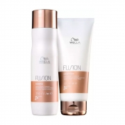 Kit Wella Fusion Intense Repair Shampoo e Condicionador