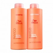Kit Wella Invigo Nutri-Enrich Salon Duo - 2 Produtos
