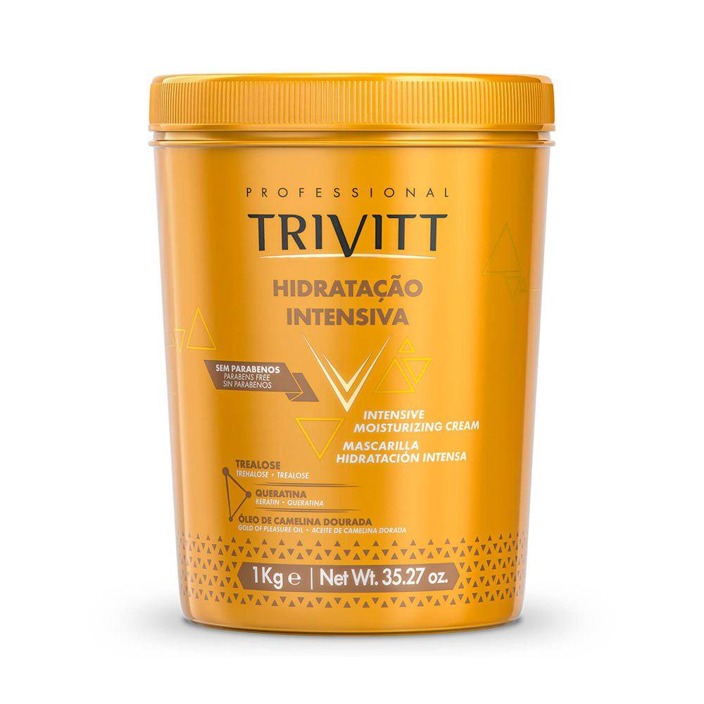 Máscara Itallian Trivitt Hidratação Intensiva 1 Kg