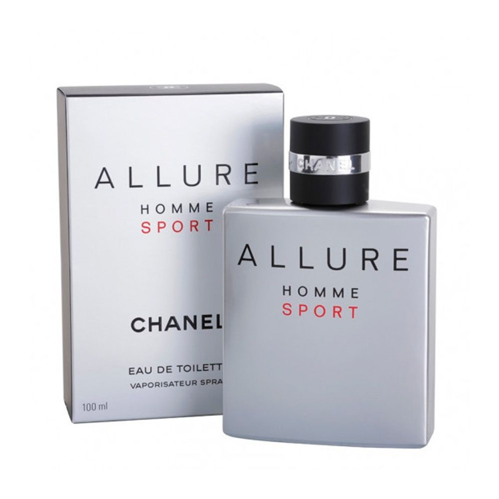 Perfume Masculino Chanel Allure Homme Sport EDT 100ml