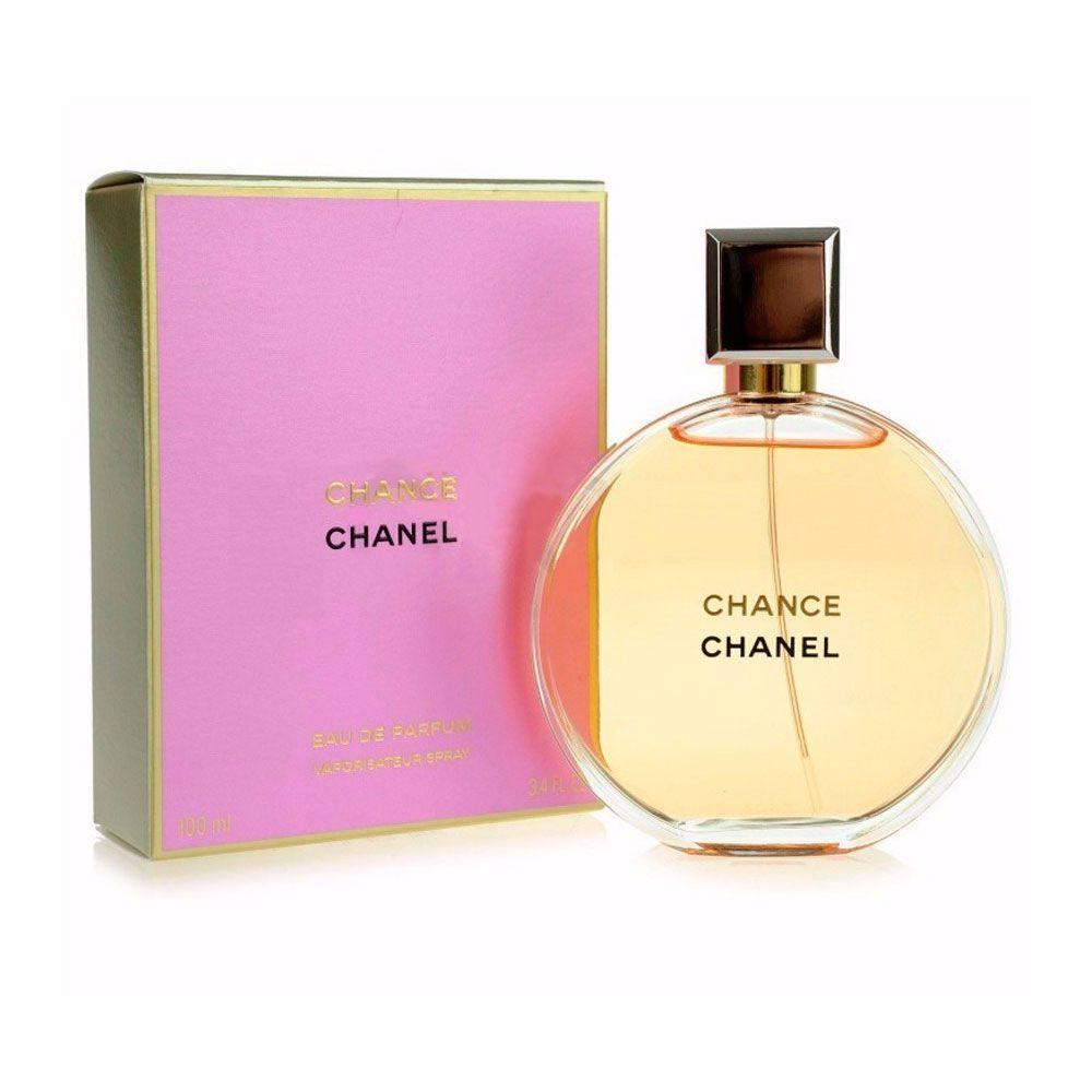 Perfume Feminino Chanel Chance EDP 100ml