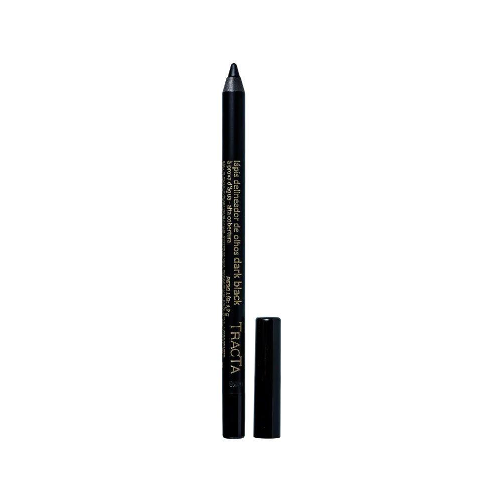Lápis de Olho Tracta Dark Black -1,2g