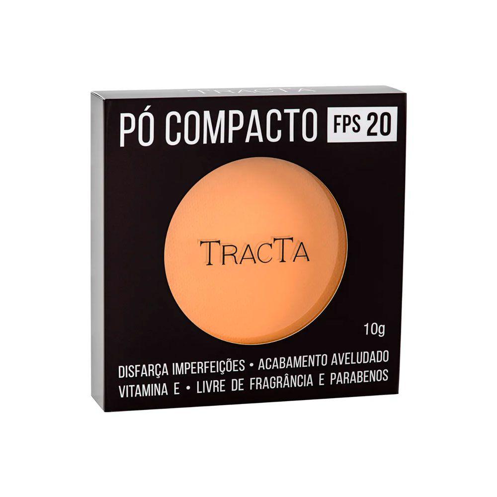 Pó Compacto Tracta FPS 20 - 03 10g