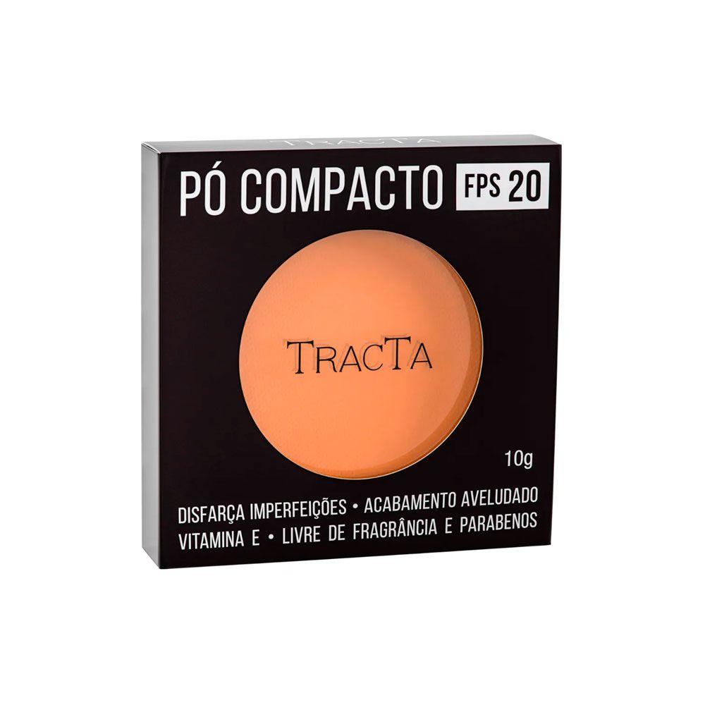 Pó Compacto Tracta FPS 20 - 04 10g