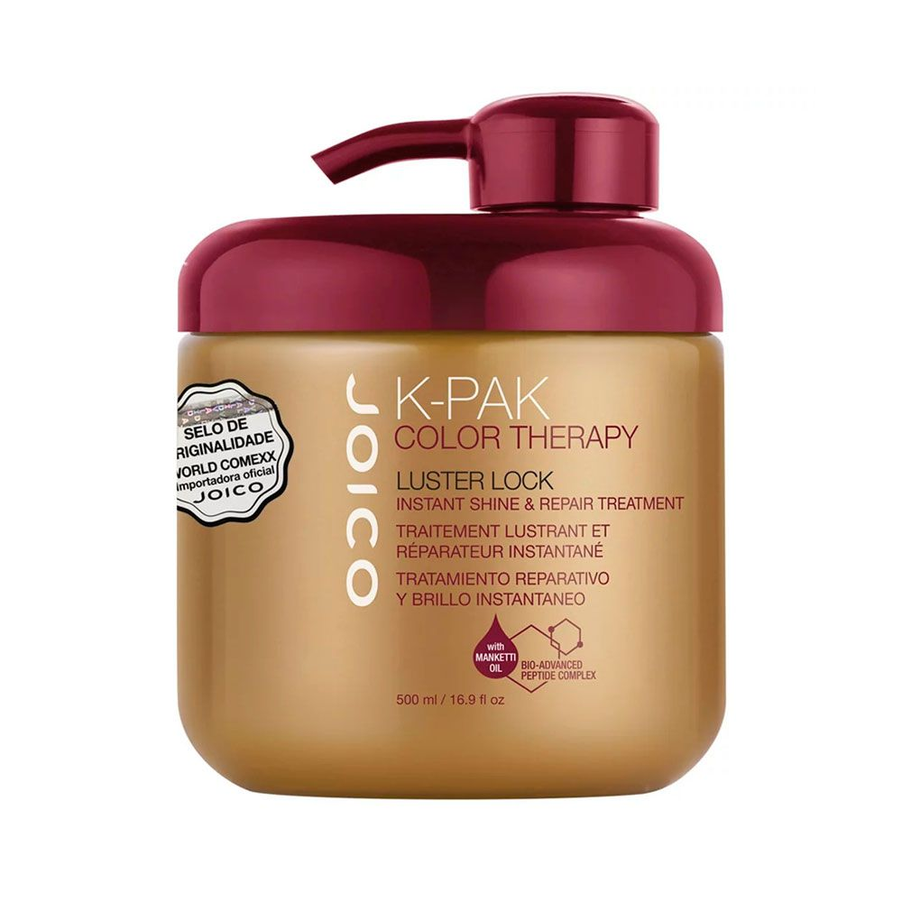 Máscara Joico K-PAK Color Therapy Luster Lock 500 ml