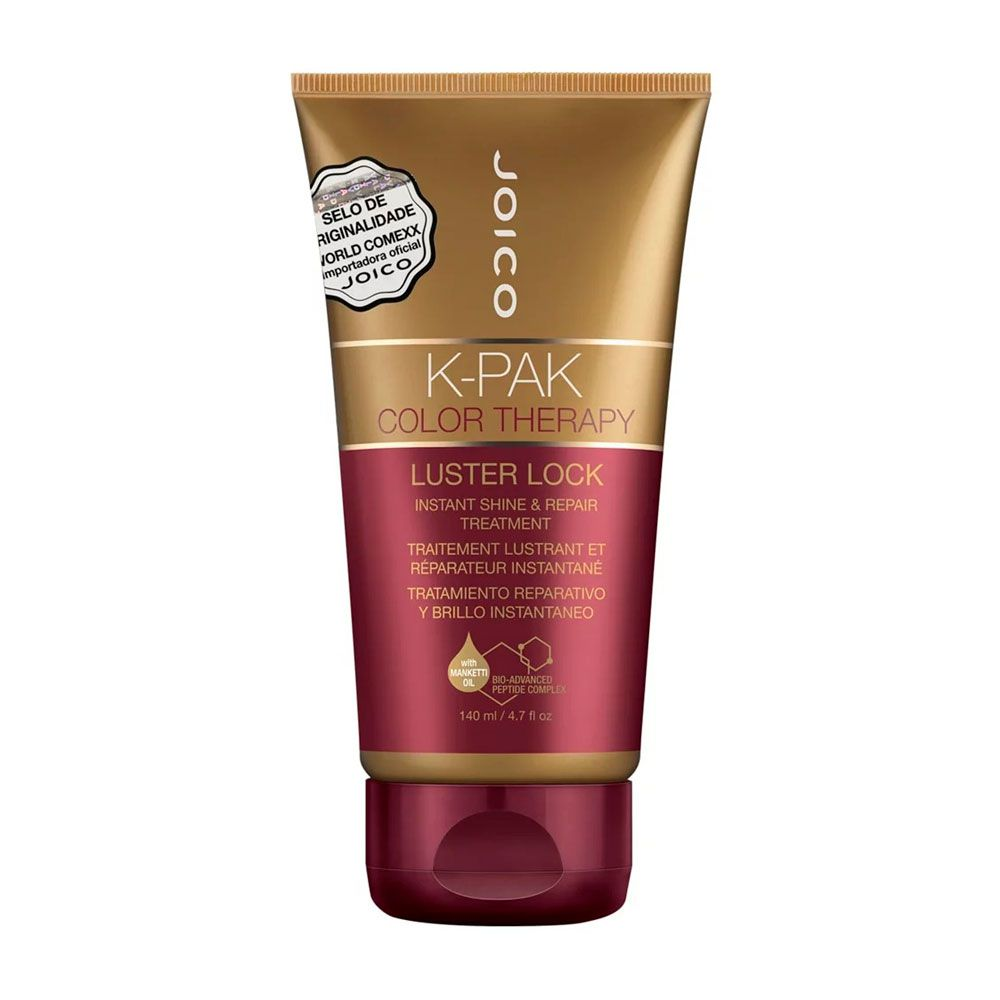Máscara Joico K-PAK Color Therapy Luster Lock 140 ml