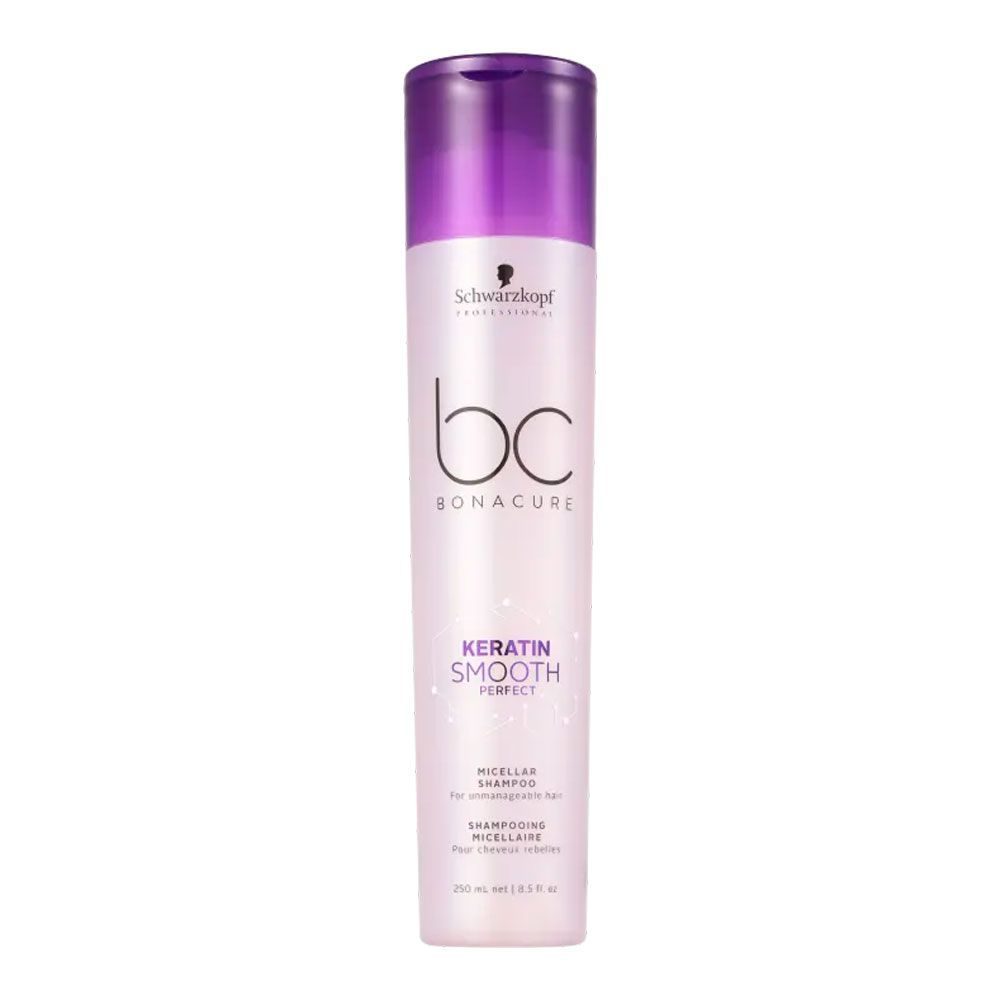 Shampoo Schwarzkopf BC Bonacure Keratin Smooth Perfect 250ml