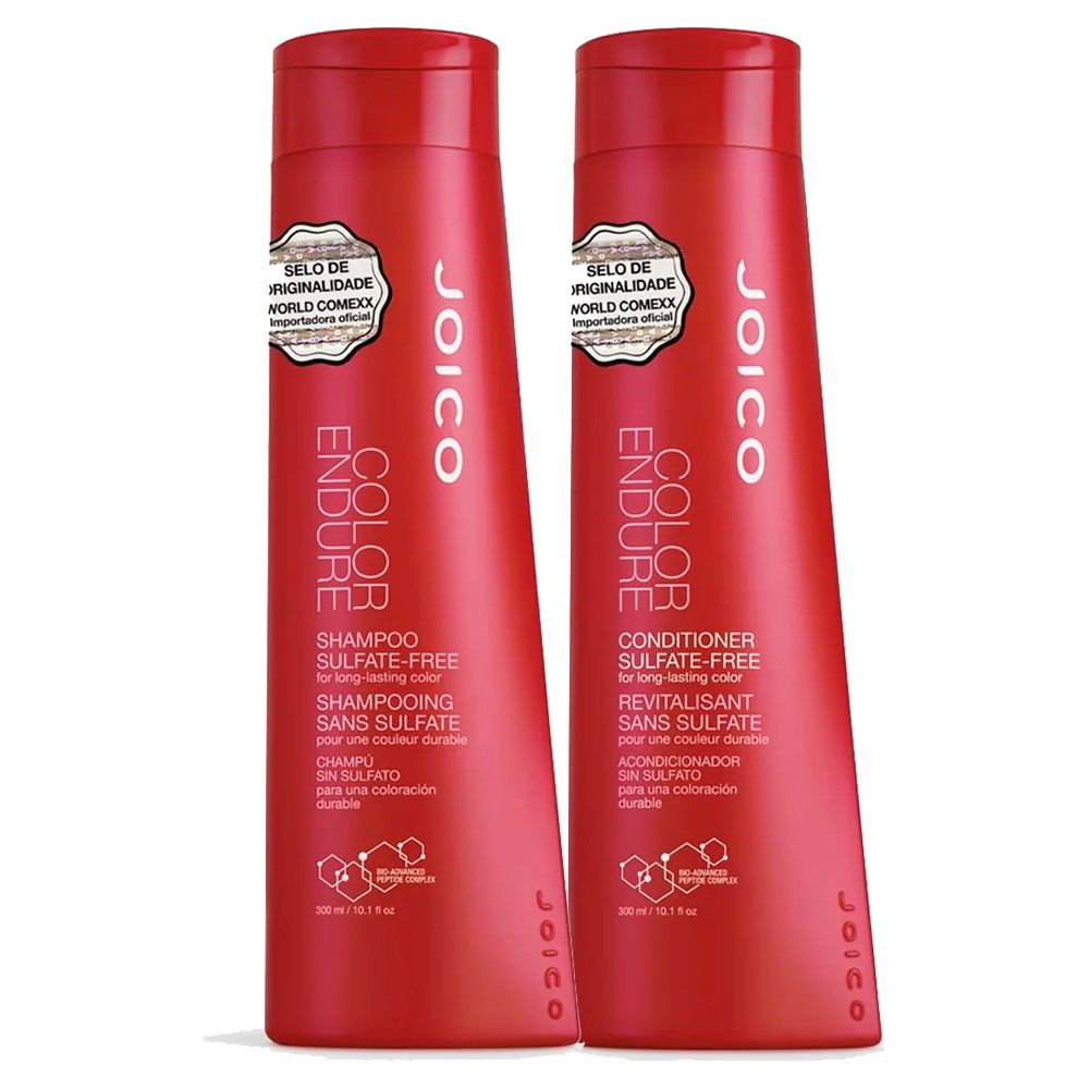Kit Joico Color Endure Sem Sulfato Duo - 2 Produtos