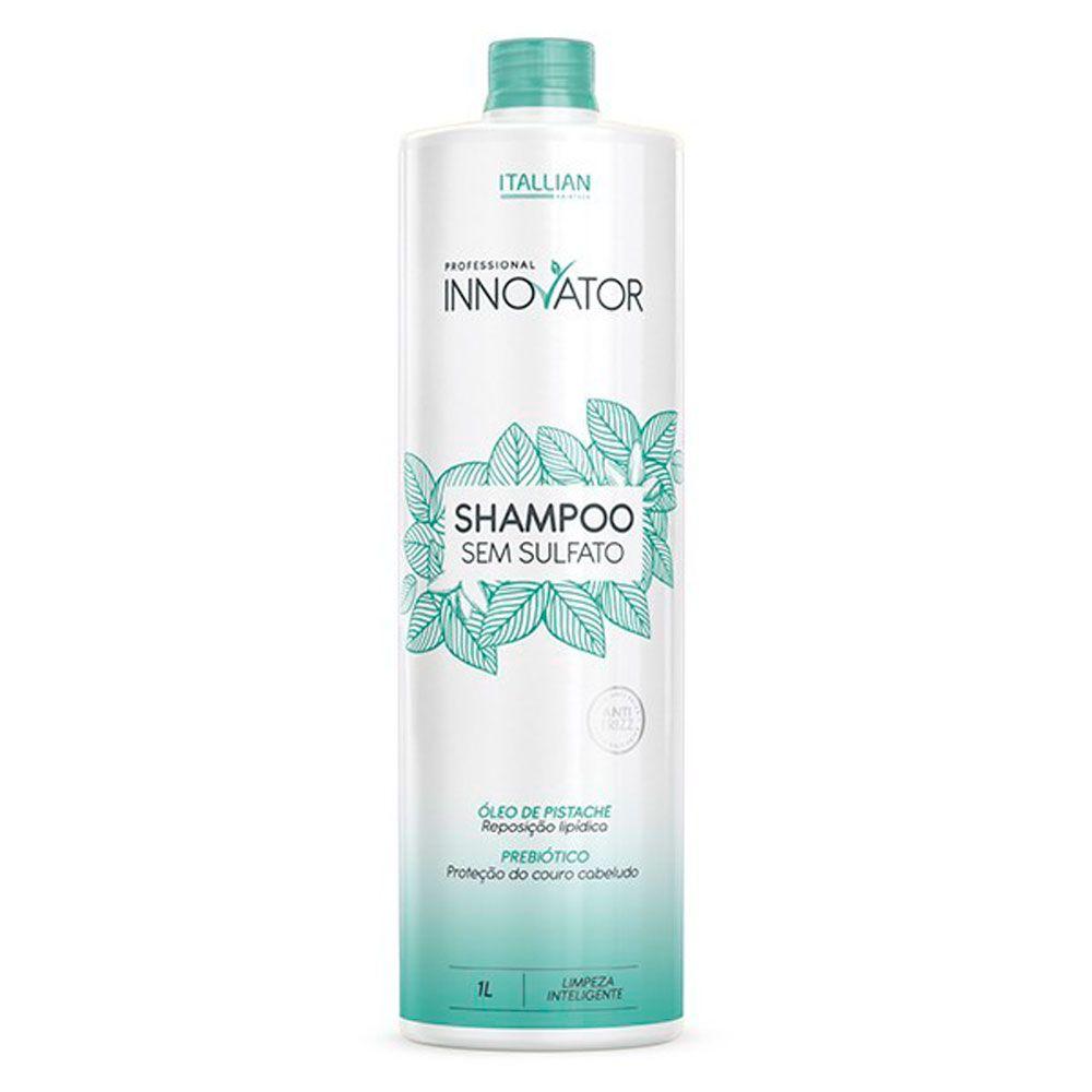 Itallian Innovator Shampoo Sem Sulfato 1 Litro
