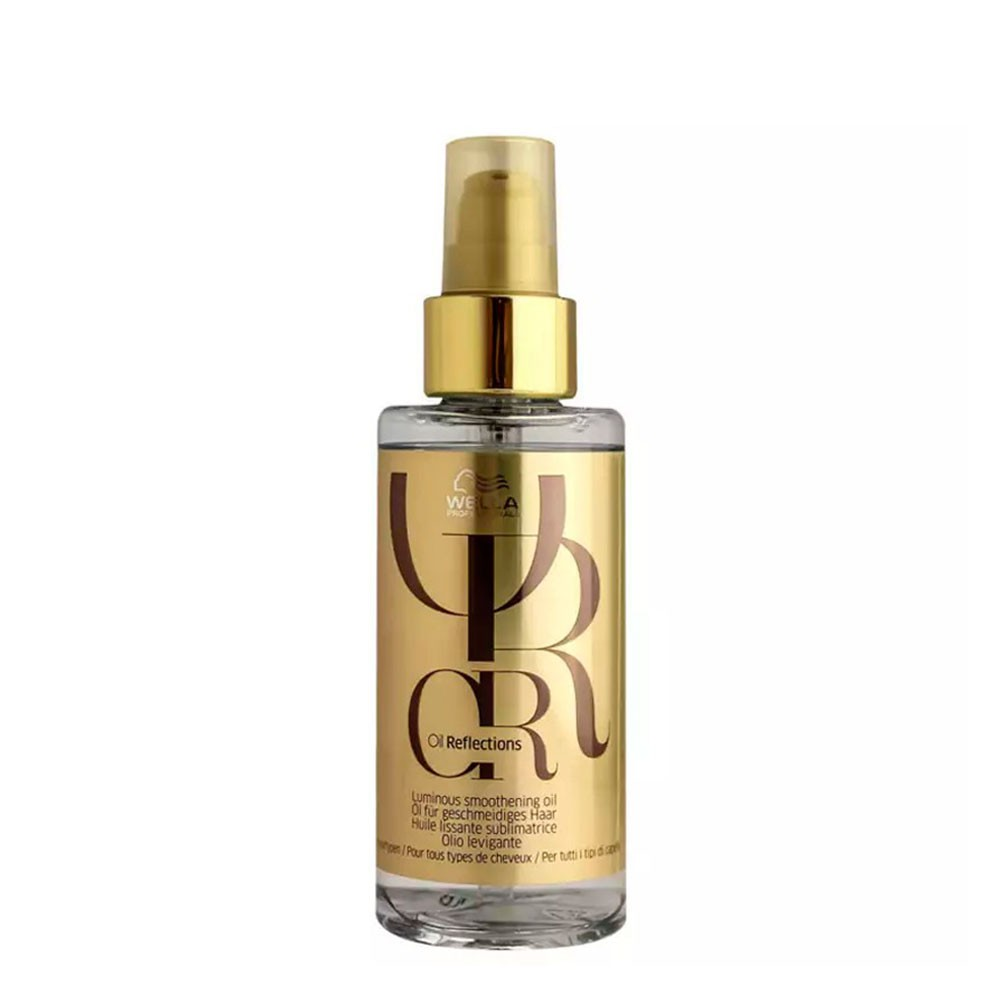 Óleo Capilar Wella Oil Reflections Luminous Smoothening 100ml