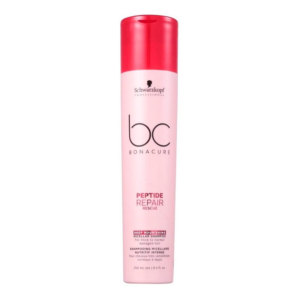 Shampoo Schwarzkopf BC Peptide Repair Deep Nourish 250ml