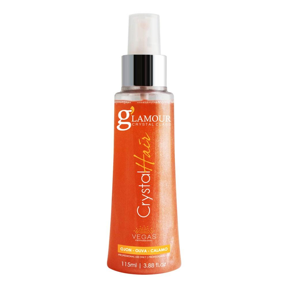 Fluído Vegas Professional Crystal Hair Glamour 115 ml