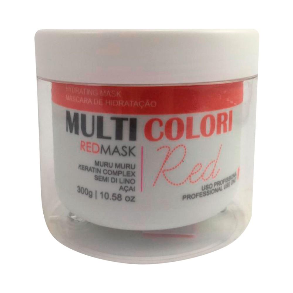 Máscara Red Mask Vegas Professional Multicolori 300g